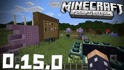 Minecraft Pocket Edition 1.9.0