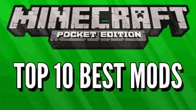 top-10-modov-minecraft-pe-logo